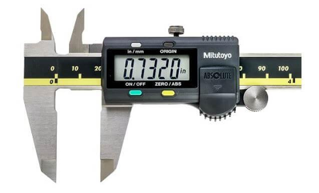 Mitutoyo 500-196-30 Digital Caliper